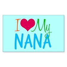 Nana Love Decal