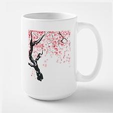 Japanese Cherry Tree Mugs