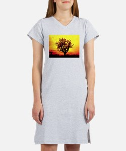 Artistic Tree Wilma's Fave Women's Nightshirt