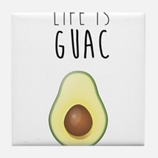 Life is Guac Tile Coaster