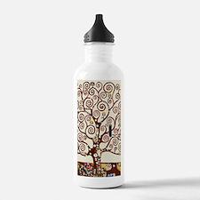 Cute Klimt Water Bottle