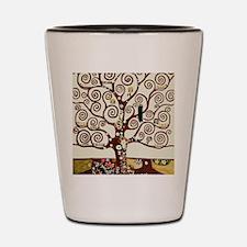 Funny Tree life Shot Glass