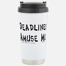 Cute Business Travel Mug