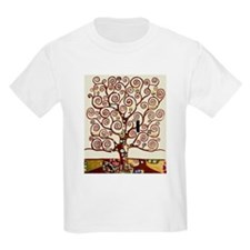 Klimt tree of life T-Shirt