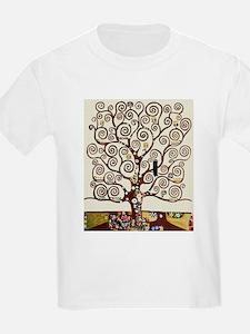 Klimt tree of life T-Shirt