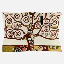 Klimt tree of life Pillow Case