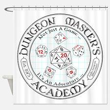 Dungeon Master's Academy Shower Curtain
