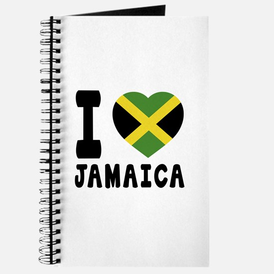 I Love Jamaica Journal