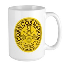 Corn Cob Nation Color Mug