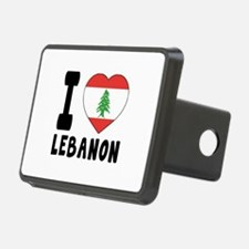I Love Lebanon Hitch Cover