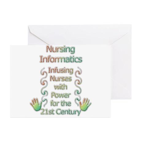 NI Power Greeting Cards (Pk of 10)