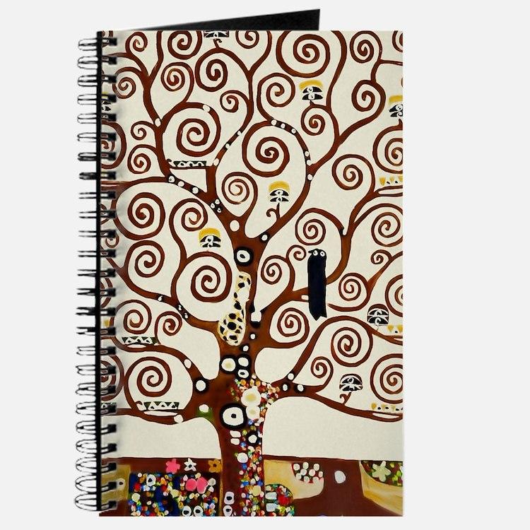 Klimt tree of life Journal