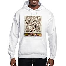 Klimt tree of life Hoodie