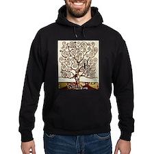 Klimt tree of life Hoody