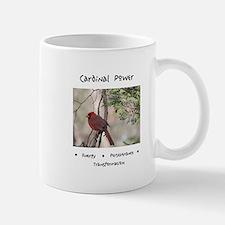 Cardinal Animal Medicine Gifts Mugs