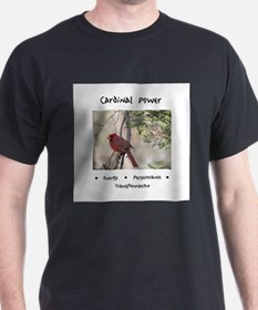 Cardinal Animal Medicine Gifts T-Shirt
