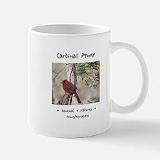 Red Cardinal Totem Mugs