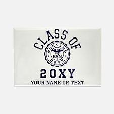 Class of 20?? Nursing Rectangle Magnet