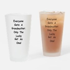 Oma Drinking Glass