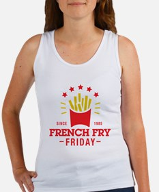 French Fry Friday Tank Top