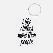 Clothes > People Keychains