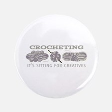 Crocheting Button