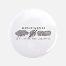 Knitting Button