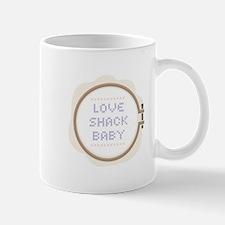 Love Shack Baby Mugs