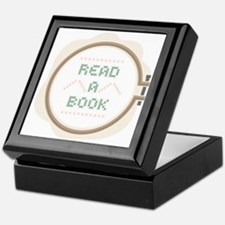Read A Book Keepsake Box