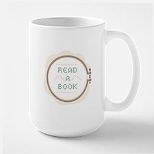 Read A Book Mugs