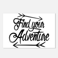 Find Adventure Postcards (Package of 8)