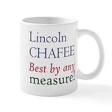 Chafee - by any measure Mugs