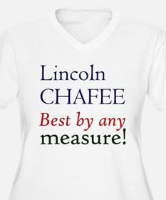 Chafee - by any measure Plus Size T-Shirt