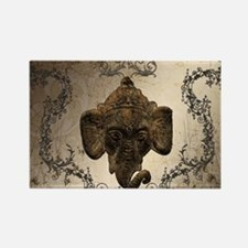 Indian elephant Magnets