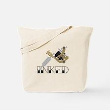 Tattoo Inked Tote Bag
