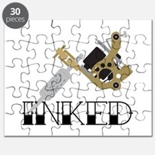Tattoo Inked Puzzle