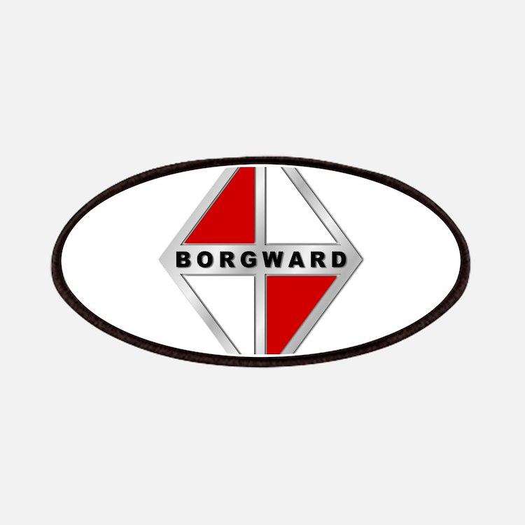 Defunct Logo Patch