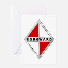 Defunct Logo Greeting Cards