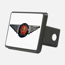 Defunct Logo Hitch Cover