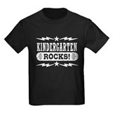Kindergarten Kids T-shirts (Dark)
