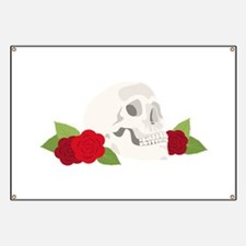 Hamlet Skull Banner