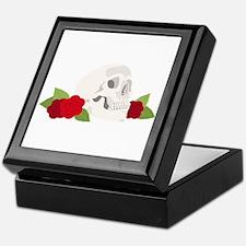 Hamlet Skull Keepsake Box