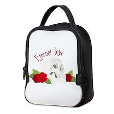 Eternal Love Neoprene Lunch Bag