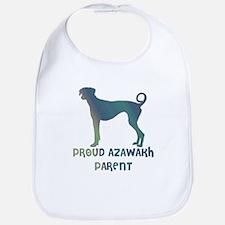 Proud Azawakh Parent Bib