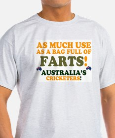 AUSTRALIA - AS MUCH USE AS A BAG FULL OF F T-Shirt