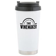 The Man The Myth The Winemaker Travel Mug