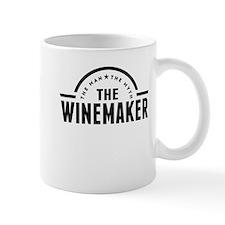 The Man The Myth The Winemaker Mugs