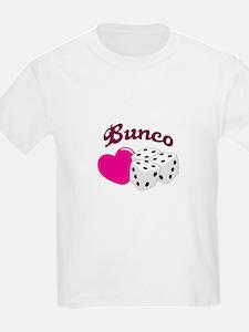 I LOVE BUNCO T-Shirt