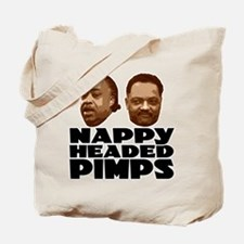 Nappy Headed Pimps Tote Bag