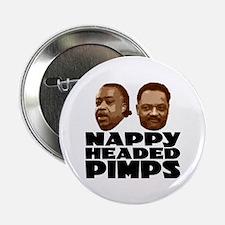 Nappy Headed Pimps Button